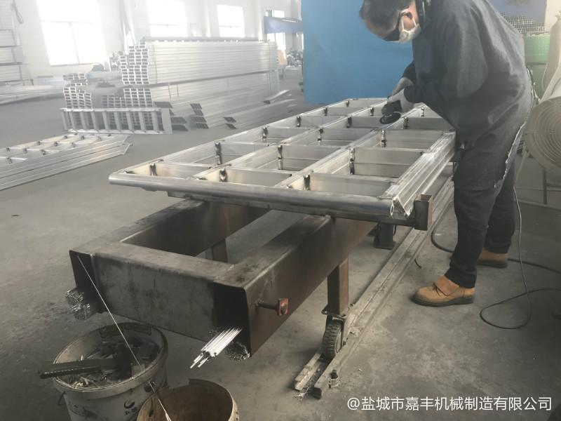 新乡仓储固定蒙城卸货平台工厂创新服务